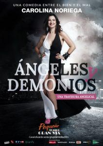 Ángeles y demonios - Carolina Noriega