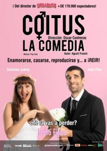 Coitus, la comedia