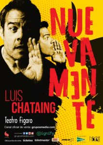 Nuevamente - Luis Chataing