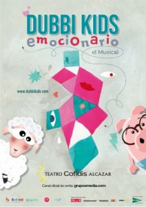 Dubbi Kids - Emocionario, el musical