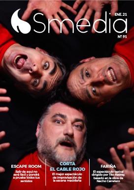 Revista Smedia 91 Enero 2021