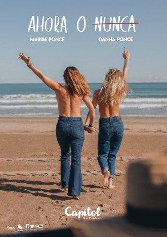 Ahora o nunca – Maribe y Danna Ponce