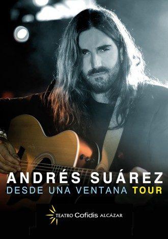 Andrés Suárez - Desde una ventana Tour