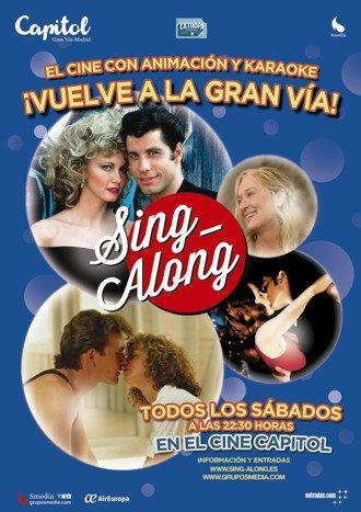 Sing Along: Cine y Karaoke