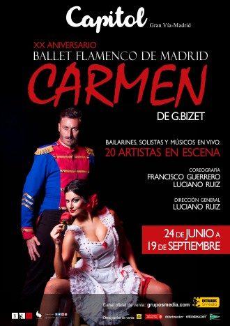Carmen - Ballet Flamenco