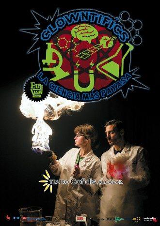 Clowntífics, la ciencia más payasa de Big Van