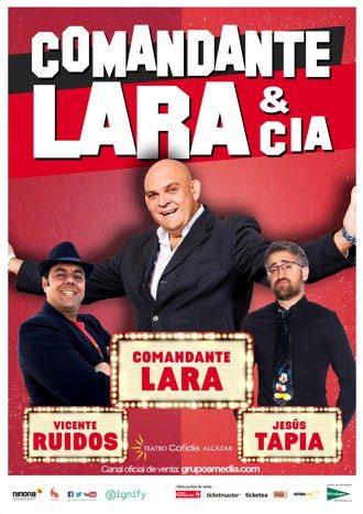 Comandante Lara & Cía