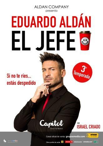 El Jefe - Eduardo Aldán