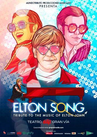 Elton Song - Elton John Tribute