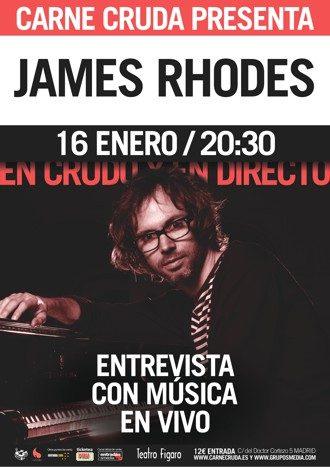 En Crudo y En Directo con James Rhodes
