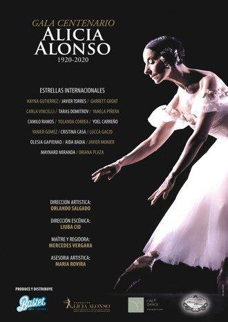 Gala Centenario Alicia Alonso 1920-2020