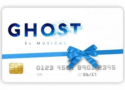 Ghost Tarjeta Regalo