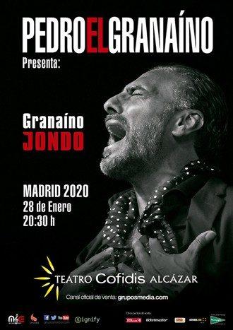 Granaíno Jondo - Pedro El Granaíno