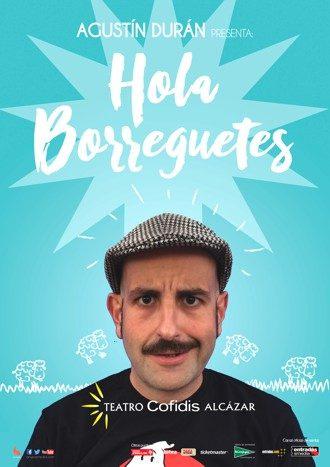 Agustín Durán - Hola Borreguetes