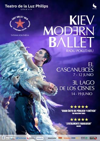 El cascanueces - Kiev Modern Ballet