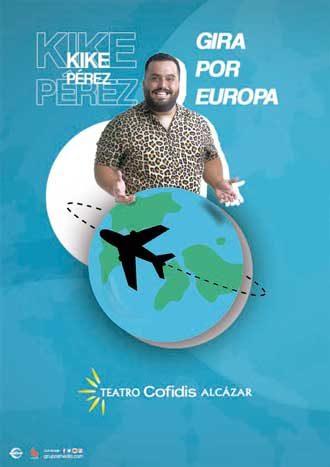 Kike Pérez gira por Europa