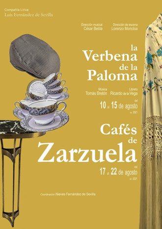 Zarzuela - La verbena de la Paloma