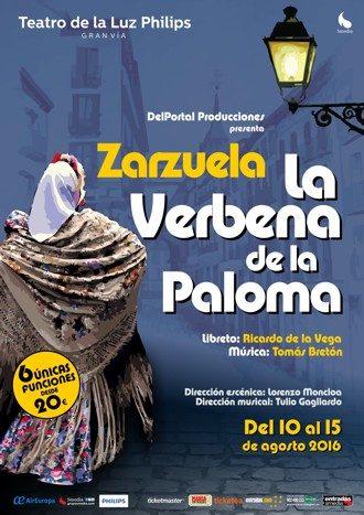 La verbena de la Paloma