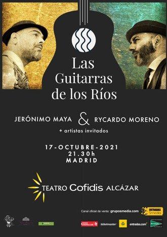 Las guitarras de Los Ríos