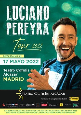 Luciano Pereyra Tour 2022