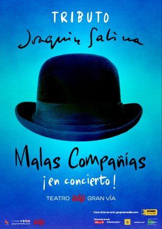 Malas compañías - Tributo a Joaquín Sabina
