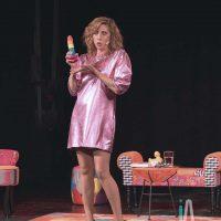 Miss Tupper Sex _Pilar Ordoñez _Pilar Ordoñez_Miss Tupper Sex en Teatro Raval. Barcelona, Spain  - June 19, 2021.© Copyright 2021 Santiago Ariza   Felipe Ariza   iArtist Barcelona