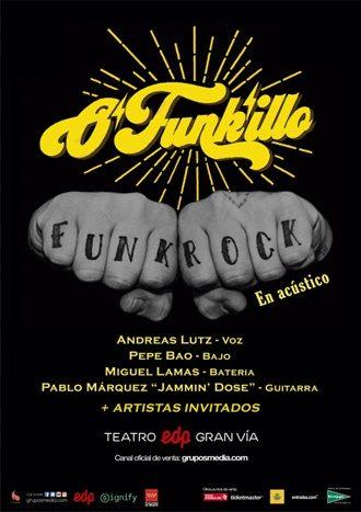 O'Funk'illo en concierto