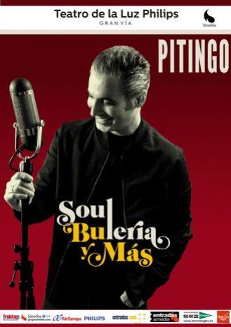 Pitingo - Soul Bulería y Más