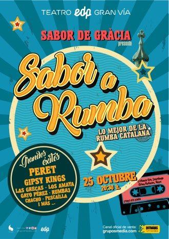 Sabor a Rumba – Concierto