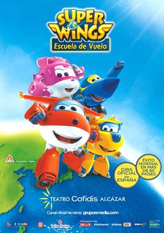 Super Wings Escuela de vuelo