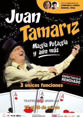 Juan Tamariz - Magia potagia y aún más