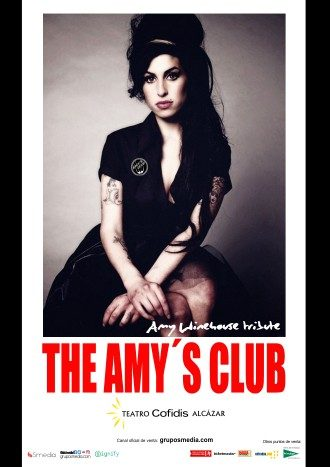 The Amy´s Club – Amy Winehouse Tribute