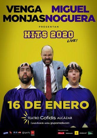 Venga Monjas y Miguel Noguera - Hits 2020