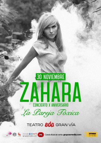 Zahara, La pareja tóxica