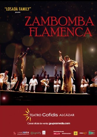 La zambomba flamenca